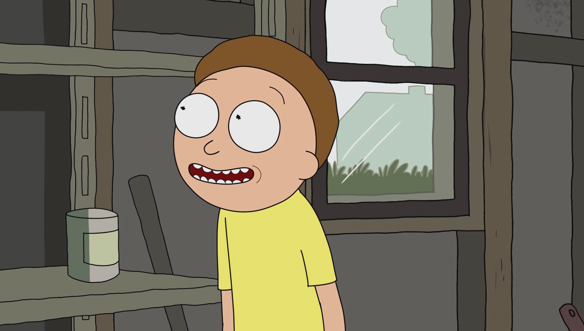 Rick And Morty S1e1