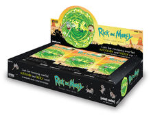 Rick and morty s1 hobbybox 3d