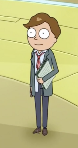 Lawyer-NotLawyer Morty