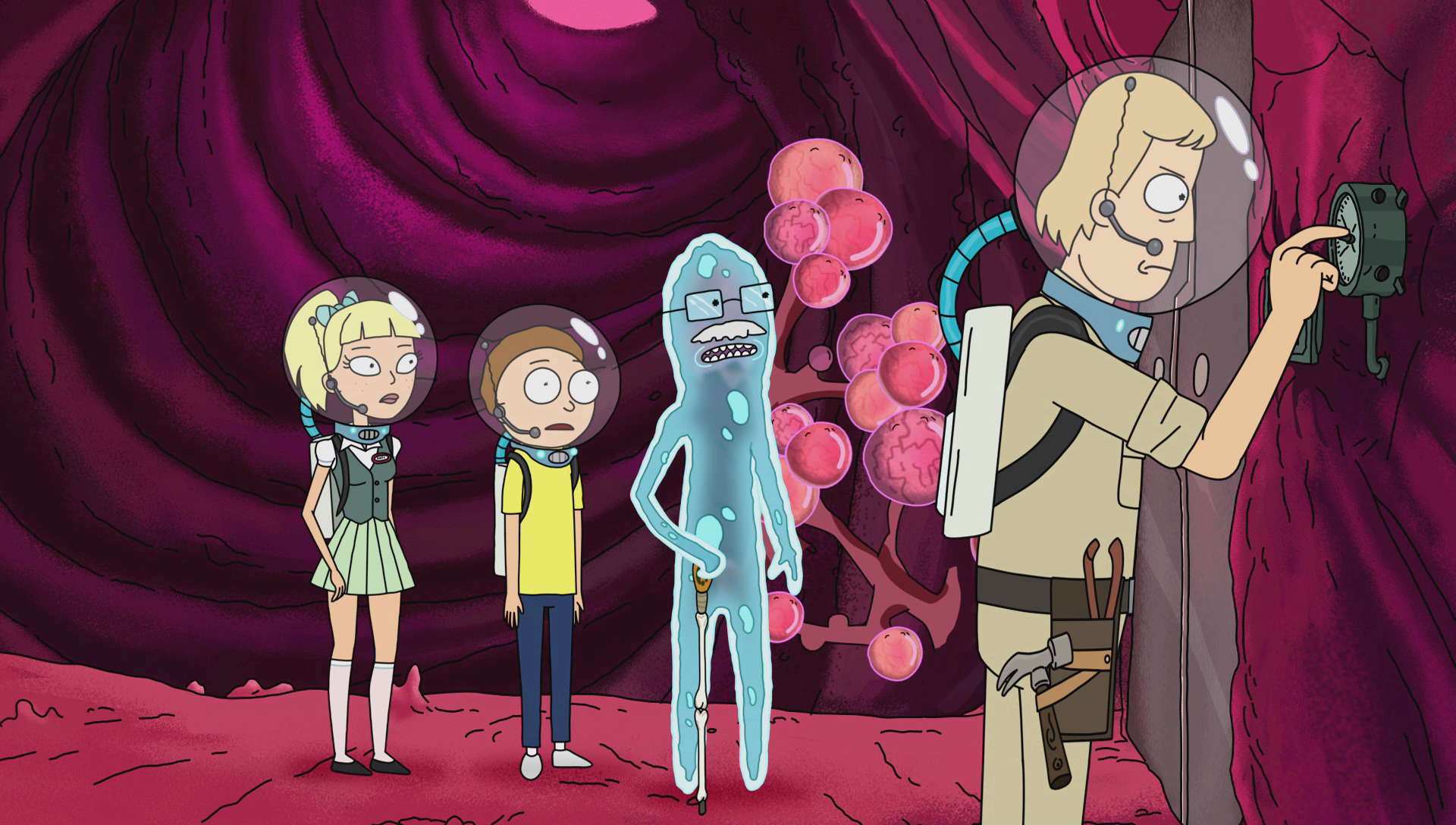 Image - Anatomy Park 15.png | Rick and Morty Wiki | FANDOM powered ...