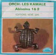 Orchestre Kamale - Abissina (African) B
