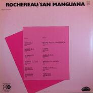 Rochereau, back