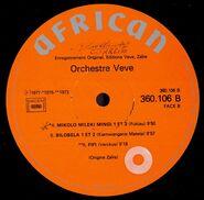 Orchestre Vévé (African 360.106) L2 500