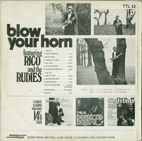 Blow Your Horn Back