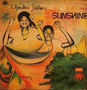 Lijadu Sisters DWAPS2046 Sunshine Front