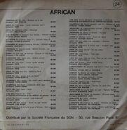 African 90594 CB