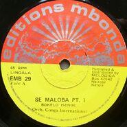 EMB 29 - Se Maloba