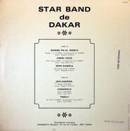 Star Band Vol 1 back