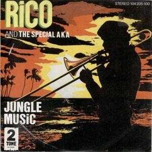 Jungle Music A 500