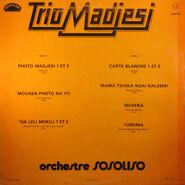 Trio Madjesi, back