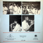 Oriental Brothers 1984 back