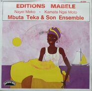 African 91324 - Mbuta