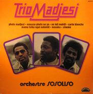 Trio Madjesi, front
