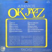 Franco's OK Jazz, achterkant