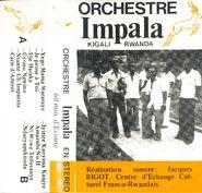 Impala 1 Cover