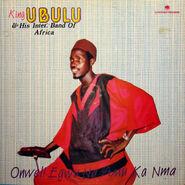 King Ubulu Afrodizia2283 front