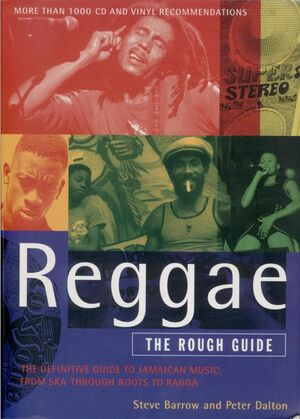 Reggae The Rough Guide 1ed 500