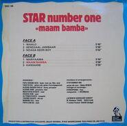 Star NumberOne Maam Back