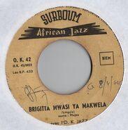 Orchestre OK Jazz (Surboum African Jazz OK 42)