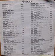African 91619 CBs