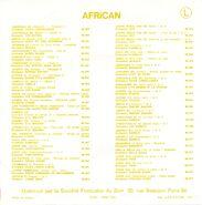 African 90998 B