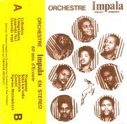 Impala 3 Cover