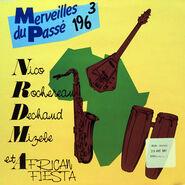 Merveilles du Passé 1963, voorkant cd