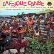 L'Afrique Danse, No. 4, front