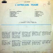 African 360017 Kalle, Gonzalo, Dibango, back