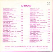 African 90.960 - B