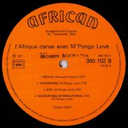 Mpongo Love - L'Afrique Danse avec (African 360102) L1 1000