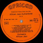African 360107 LA 1000