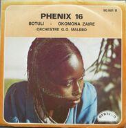 African 90981 cdandlp