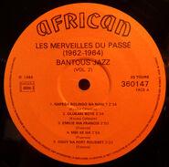 Bantous Jazz, african 360.147, label