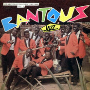 Bantous Jazz, front