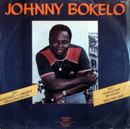 Johnny Bokelo, back