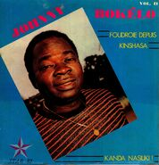 Johnny Bokelo (Star SHA 019) CA