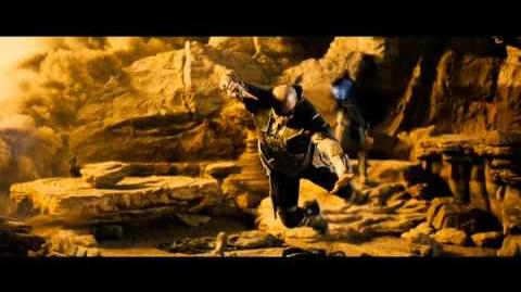 RIDDICK Official Red Band Trailer