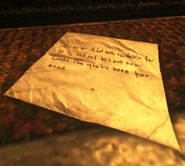Letter to Jenkins