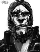 Riddick Film Concept - Vargas