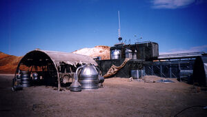 Outer Planetary Mining Camp