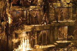 Crematoria Prison Cells