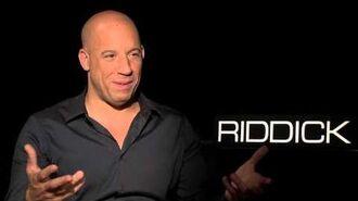 Exclusive Vin Diesel Talks Riddick Movie and Video Games