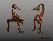 Mud Demon Concept 3
