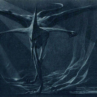 Bioraptor Concept by Patrick Tatopoulos