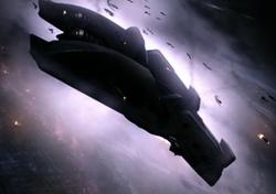 Necromonger Warrior Ship