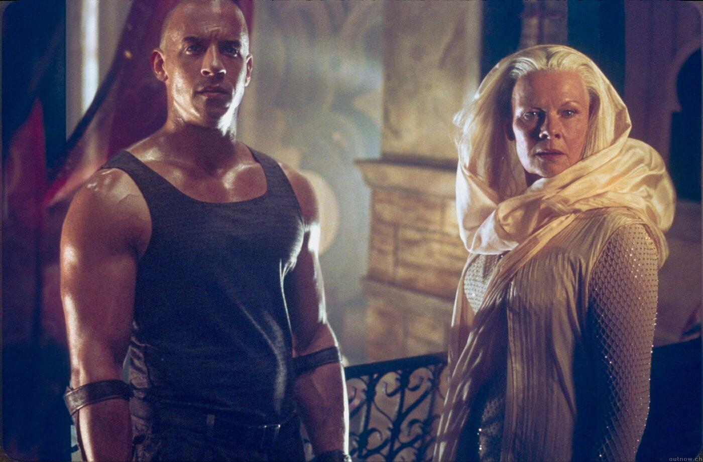 Riddick Besetzung