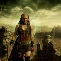 Shirah on Furya from the Chronicles of Riddick trailer