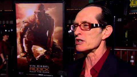 Riddick David Twohy World Premiere Interview