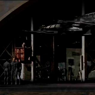 Hangar on Lupus 5